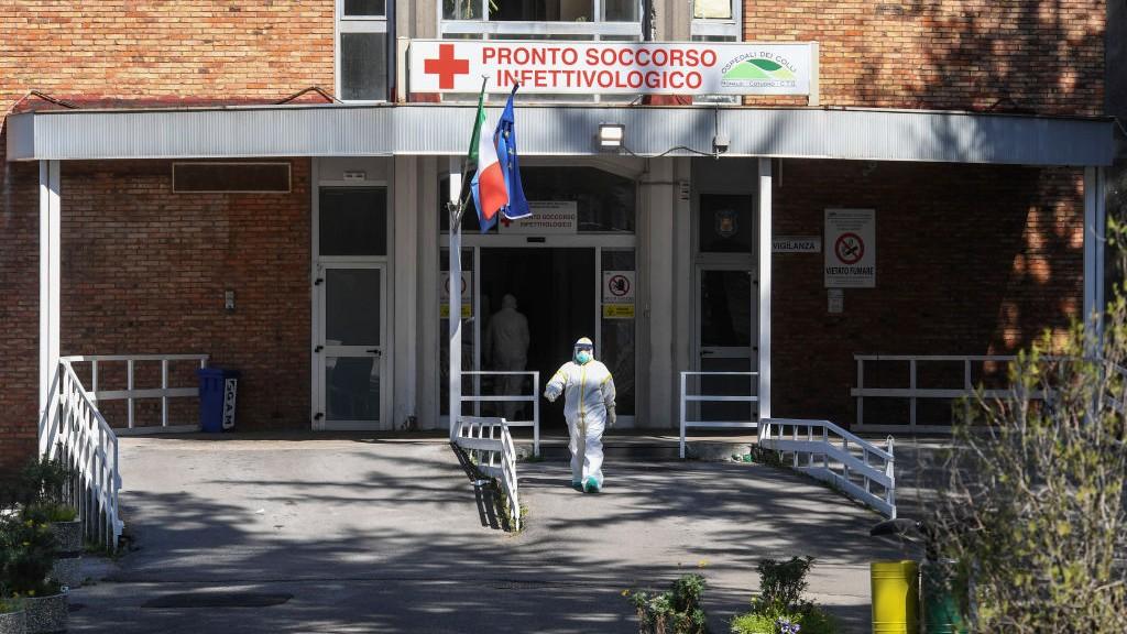 olaszország koronavírus