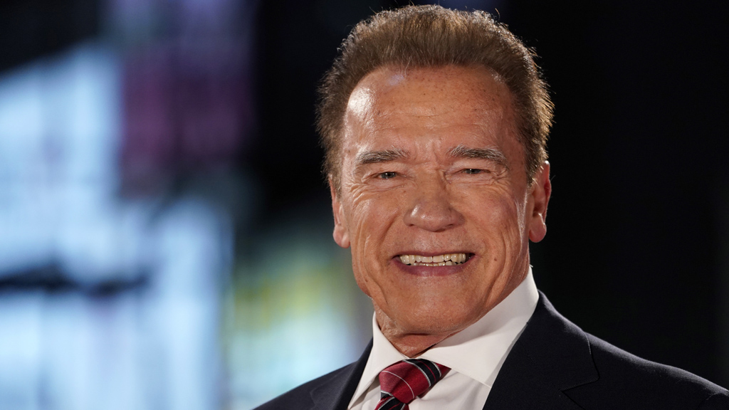 Arnold Schwarzenegger nem fukarkodott(Fotó: MTI/EPA/Franck Robichon)