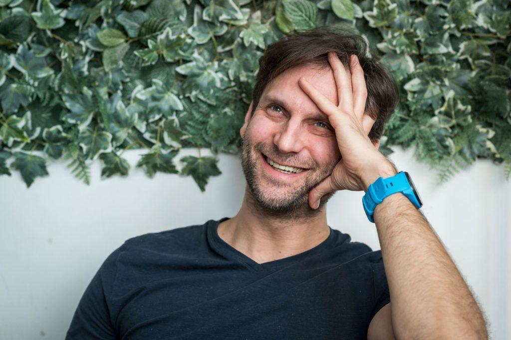 Simon Kornel. Foto: Vadnai Szabolcs