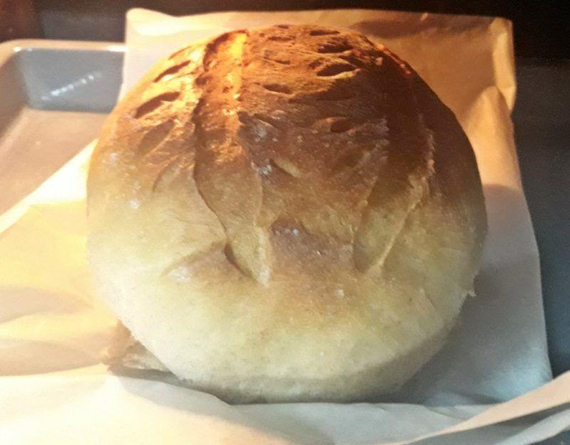 Sül a kenyér (Fotó: Meixner Etelka)