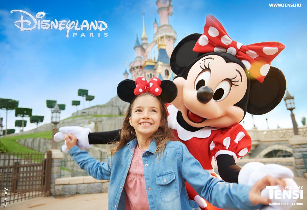 Disneyland® Paris, ahol a varázslat életre kel (x)