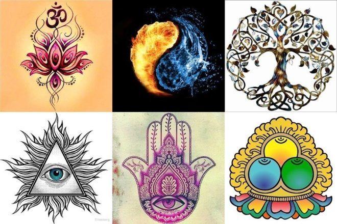 Személyiségteszt: válassz egy szimbólumot!