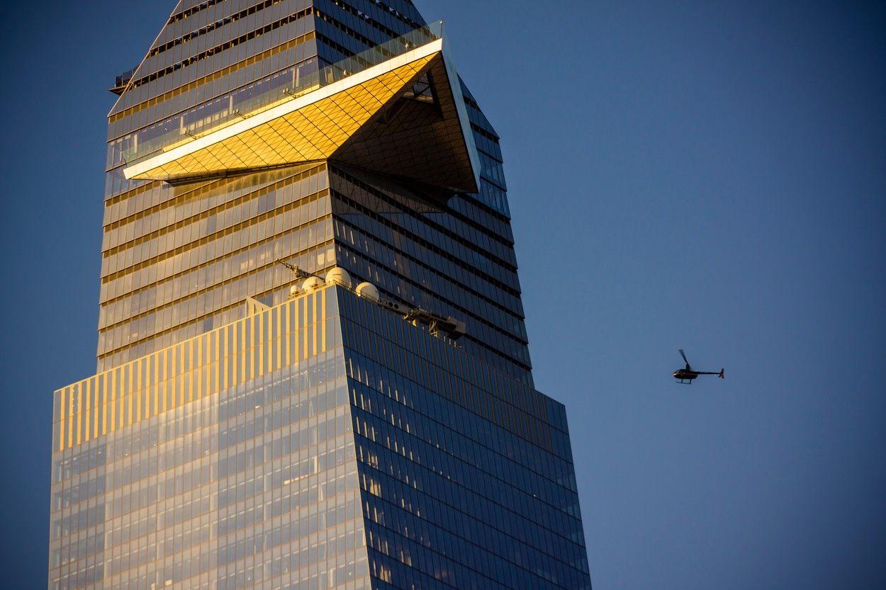 "A ""The Edge"" terasz/ Fotó: Richard B. Levine / ddp USA / Profimedia"