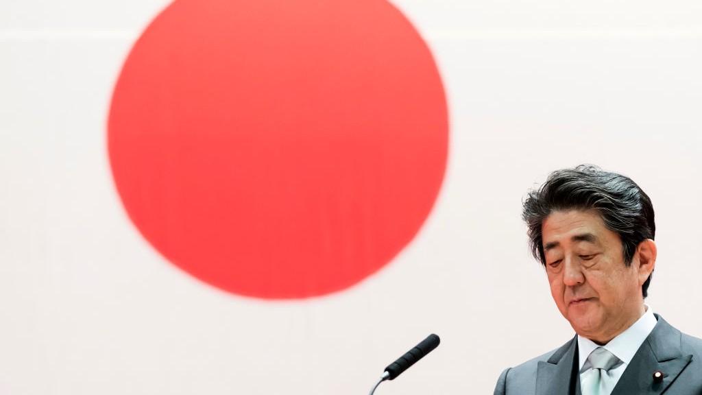 Abe Shindzó