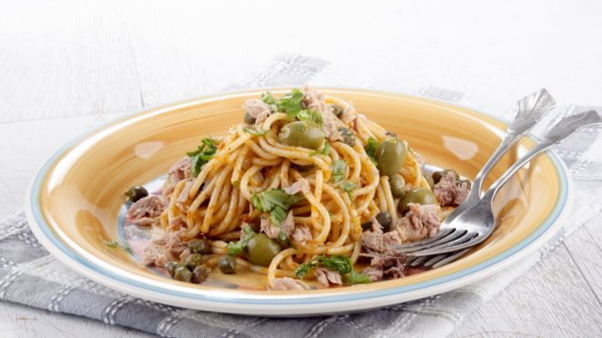 Tonhalas spagetti (Fotó: Getty Images)