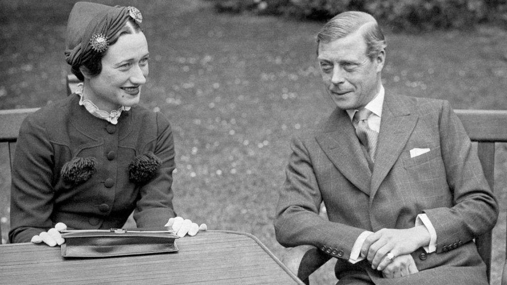 Wallis és VIII. Edward (Fotó: Getty Images)