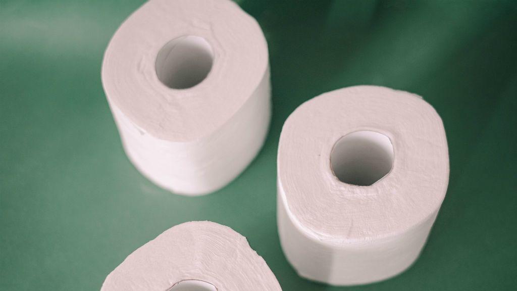 A lányok a fogtündér pénzéből vettek WC-papírt. Fotó: Anna Franques on Unsplash