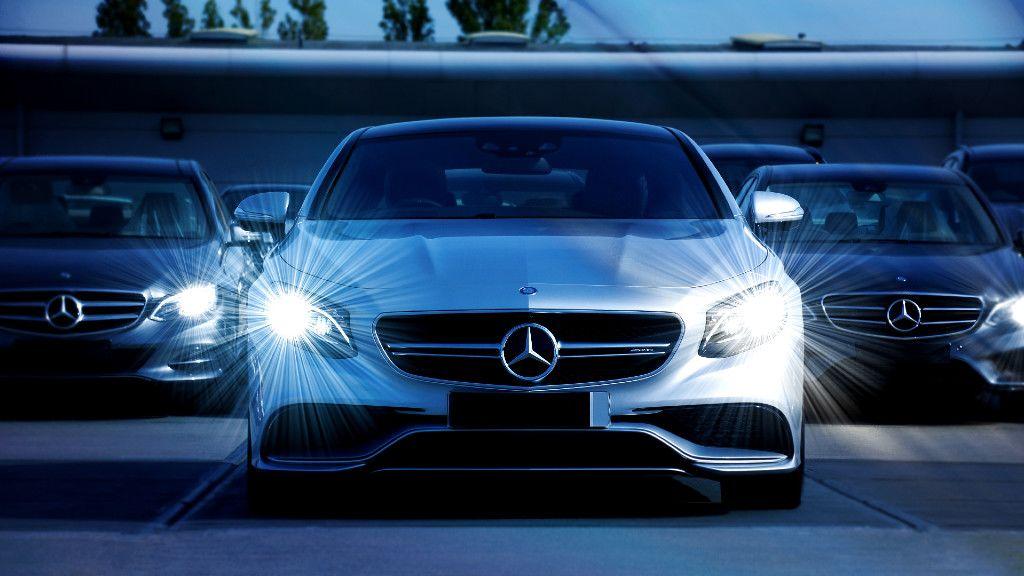 Mercedes, autógyár