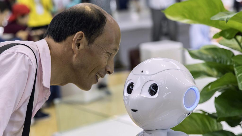 Robotok segítik a koronavírus érintettjeinek kezelését Vuhanban