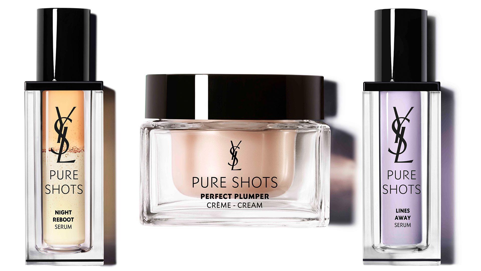 Yves Saint Laurent – Pure Shots termékcsalád