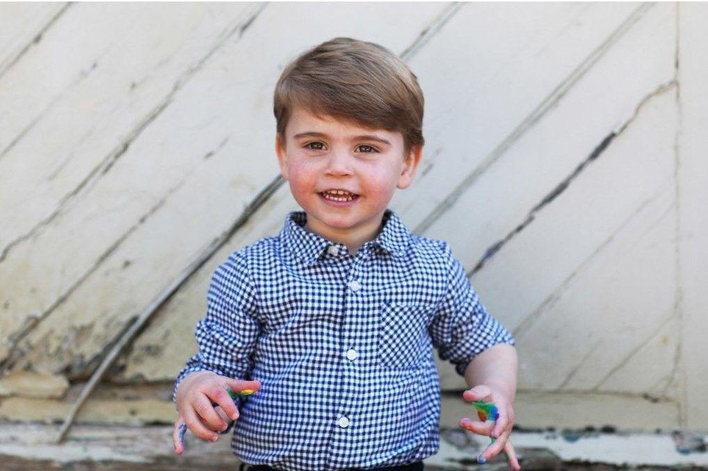 Kétéves lett Lajos herceg
