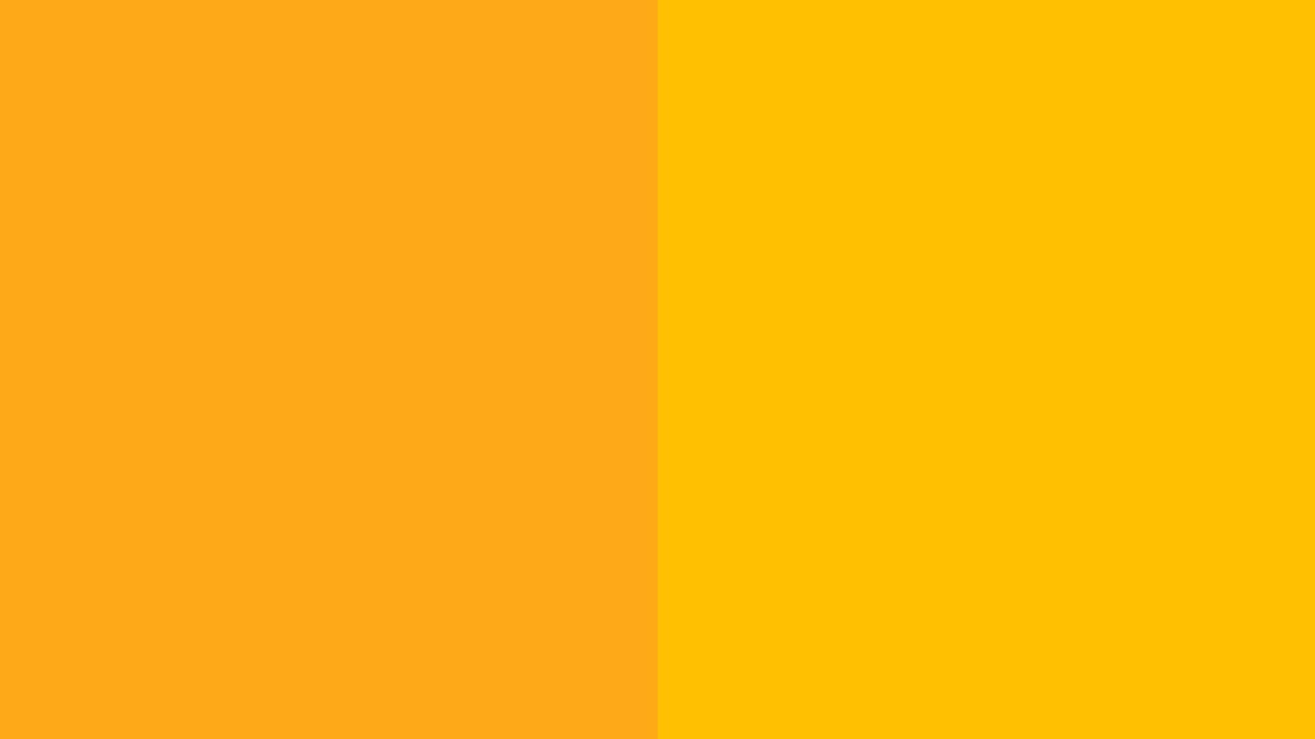 Meleg, tört sárga (ősz) és meleg, élénk sárga (tavasz) színpár.