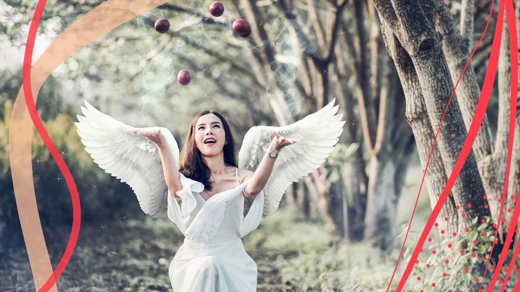 Lélekemelő üzenetet küldenek angyalok a horoszkópon keresztül (fotó: egtty)