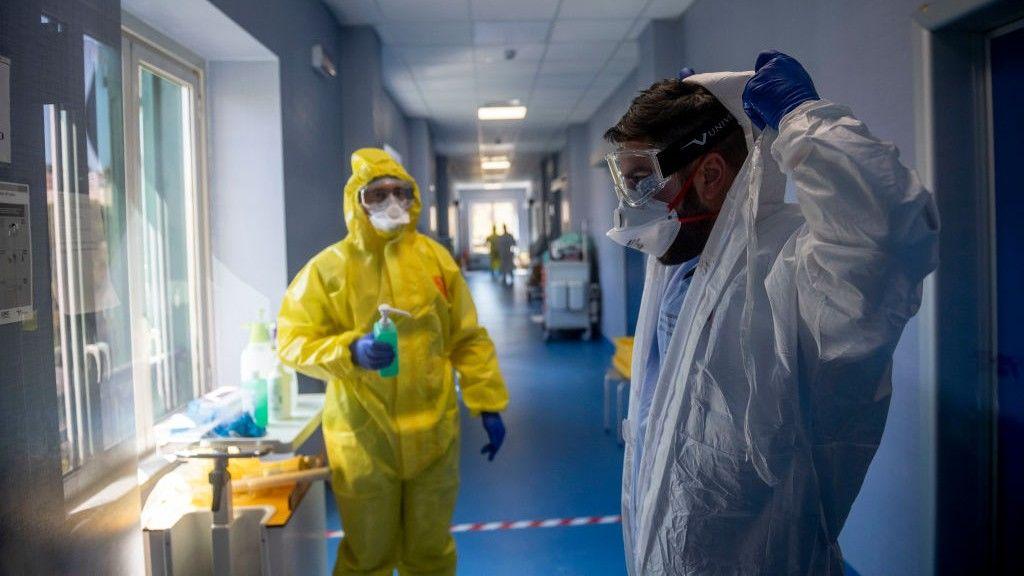 koronavírus járvány
