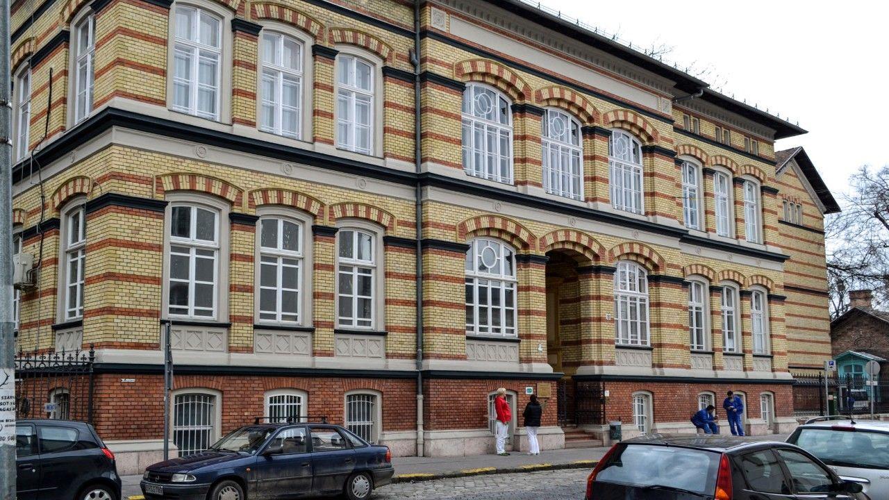 Semmelweis Egyetem I. Sz. Gyermekgyógyászati Klinika