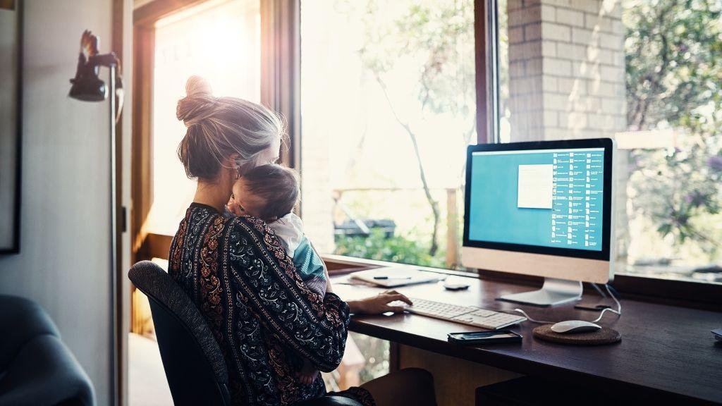 Hogyan lehet baba mellett még dolgozni is?