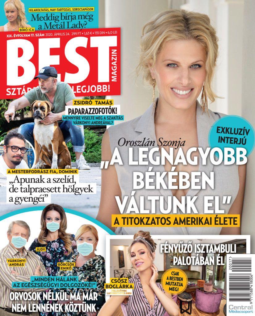 A BEST magazinban most a korábbinál is több képet láthatsz Csősz Bogi isztambuli házáról