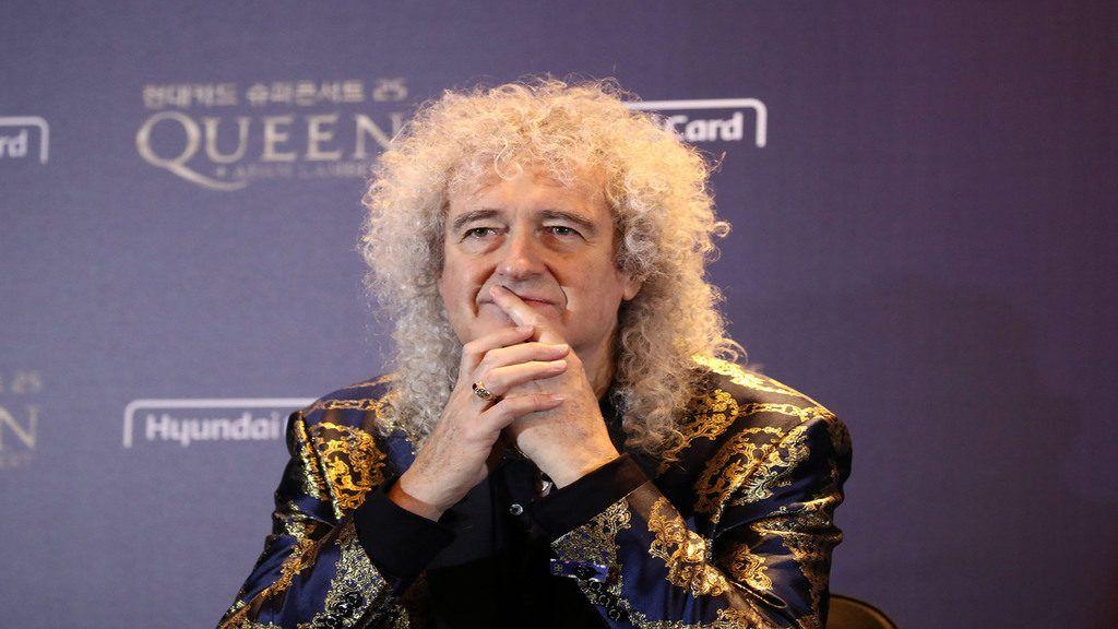 A Queen egykori gitárosa nemrég lett vegán, és határozott véleménye van a járvány kirobbanásának okáról. Fotó: Getty Images
