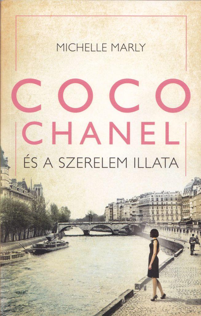Michelle Marly Coco Chanel és a szerelem illata című regénye a divattervező életének egy tragikus pillanatát mutatja be és a gyötrelmes utat, melyet végigjárva megbirkózott a veszteséggel.