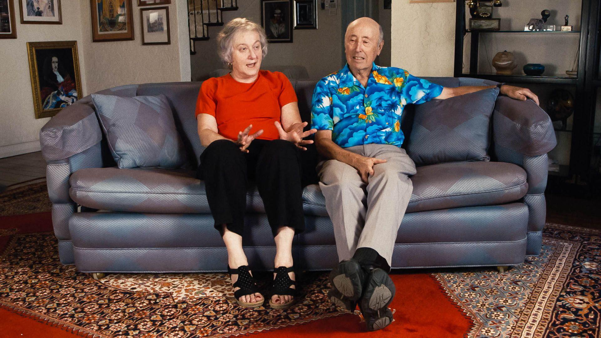 Melegpornóban utazott a nyugdíjas házaspár