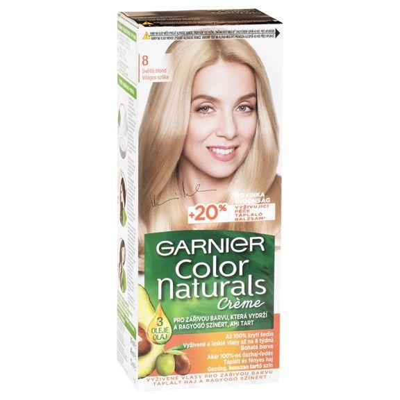 Garnier Color Naturals tartós hajfesték