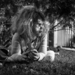 Adriana Lucaciu családi fotói
