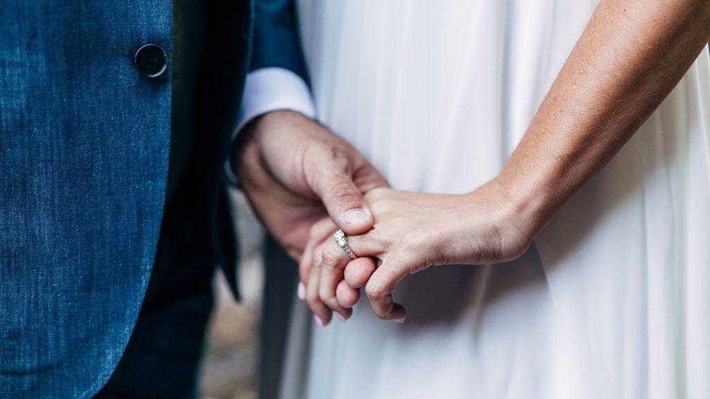 Fontos volt, hogy a nagyi is valahogy részese legyen az esküvőnek