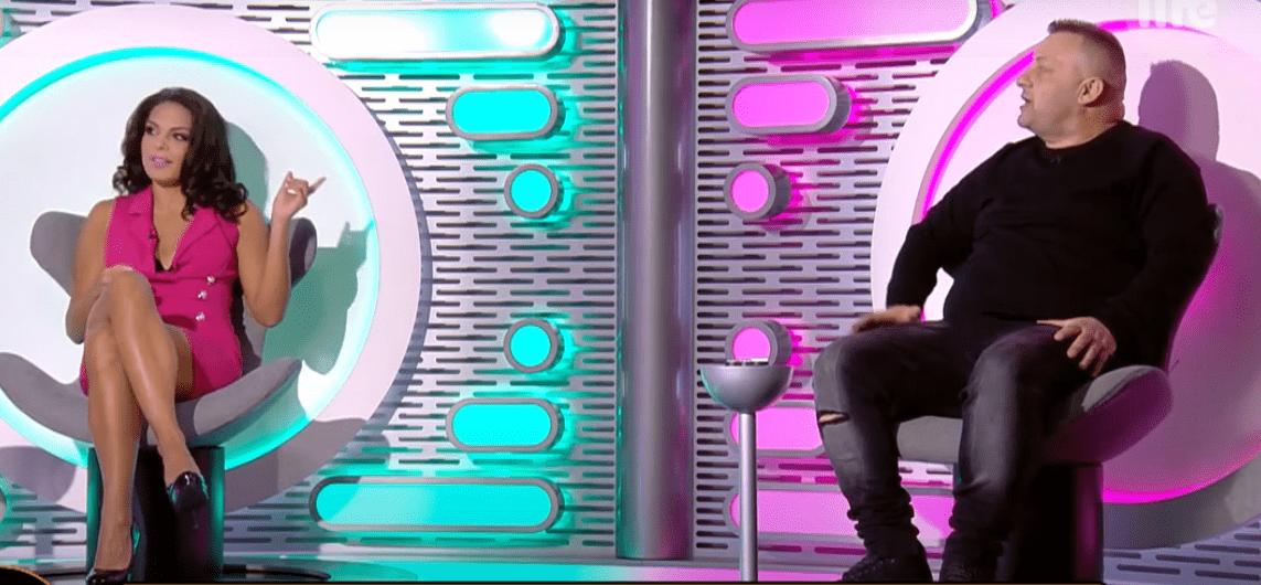 Gáspár Zsolti és Ilyés Jenifer a Nyugi! Köztünk marad... c. műsorban
