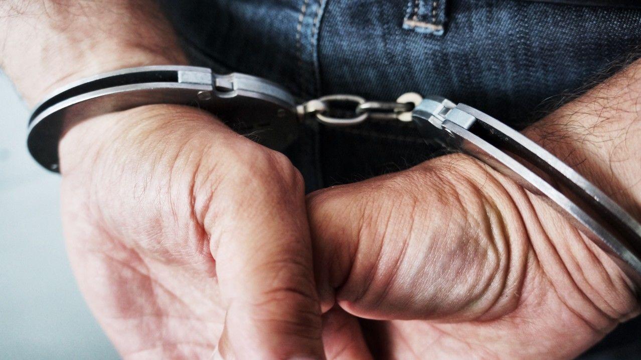 letartóztatás bilincs