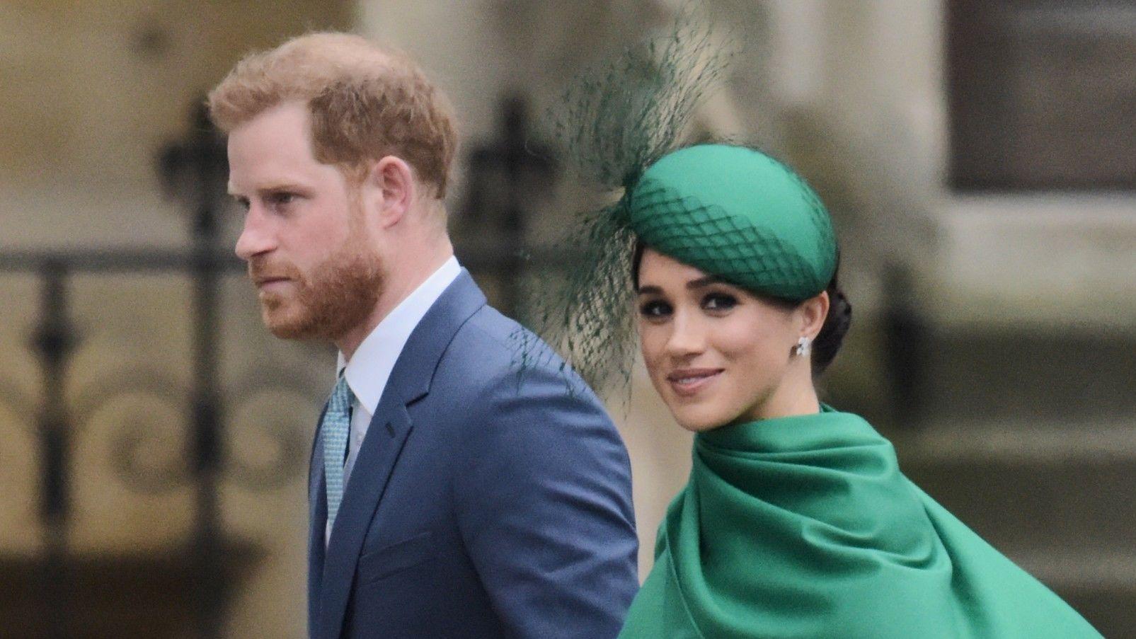 Harry herceg és Meghan Markle