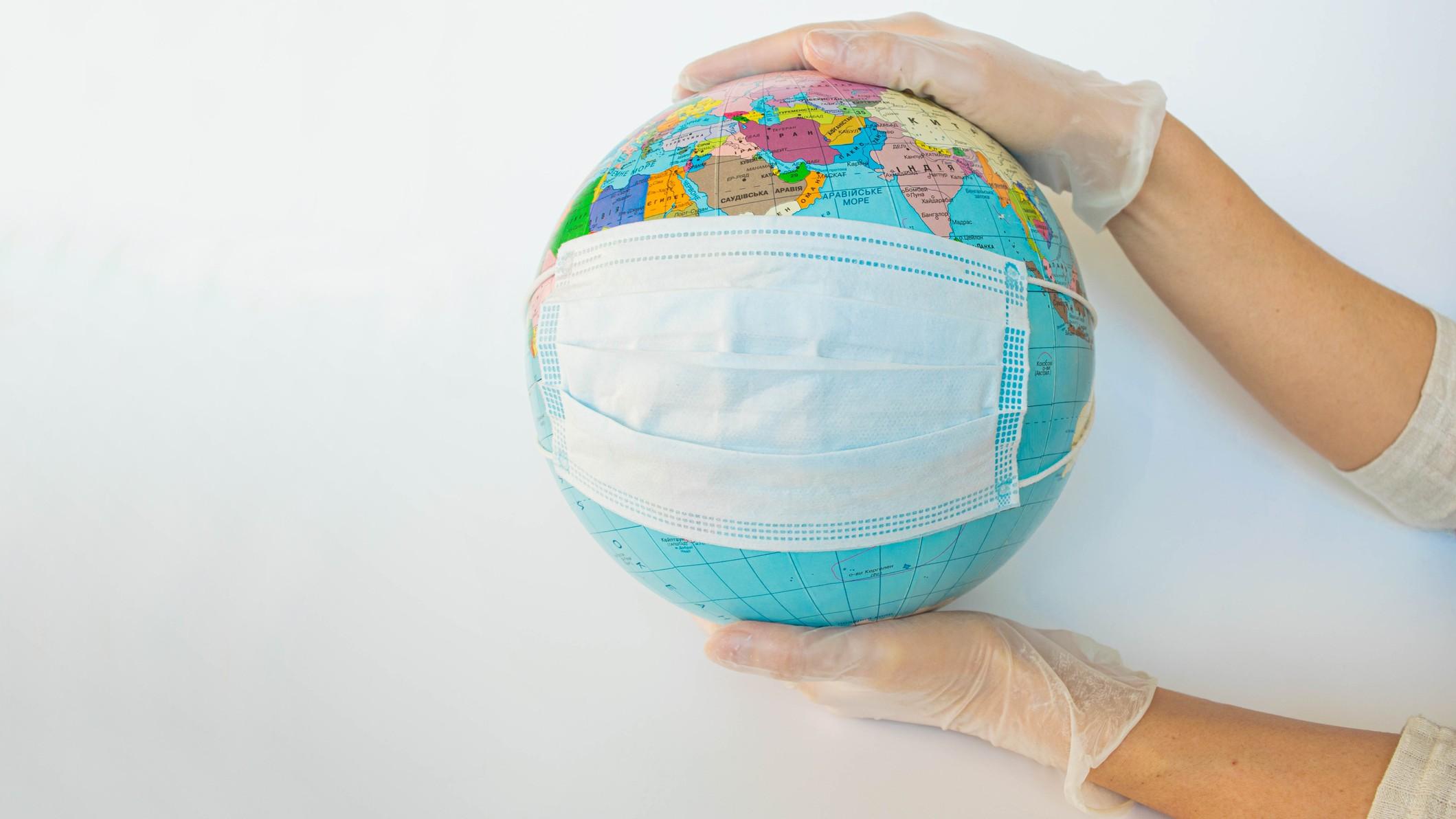 Elcsendesedett a Föld a koronavírus miatt