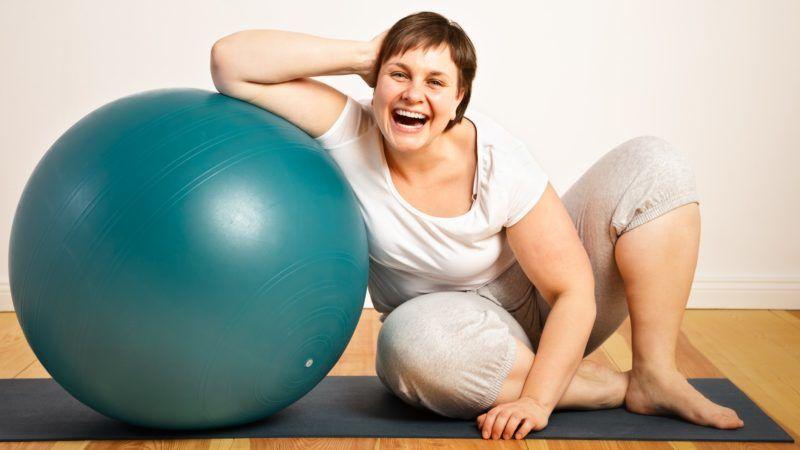 pilates túlsúly