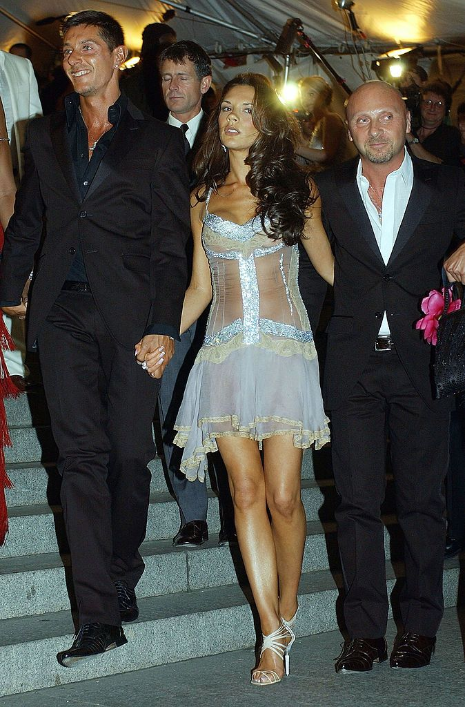 Dolce, Gabbana és Victoria Beckham
