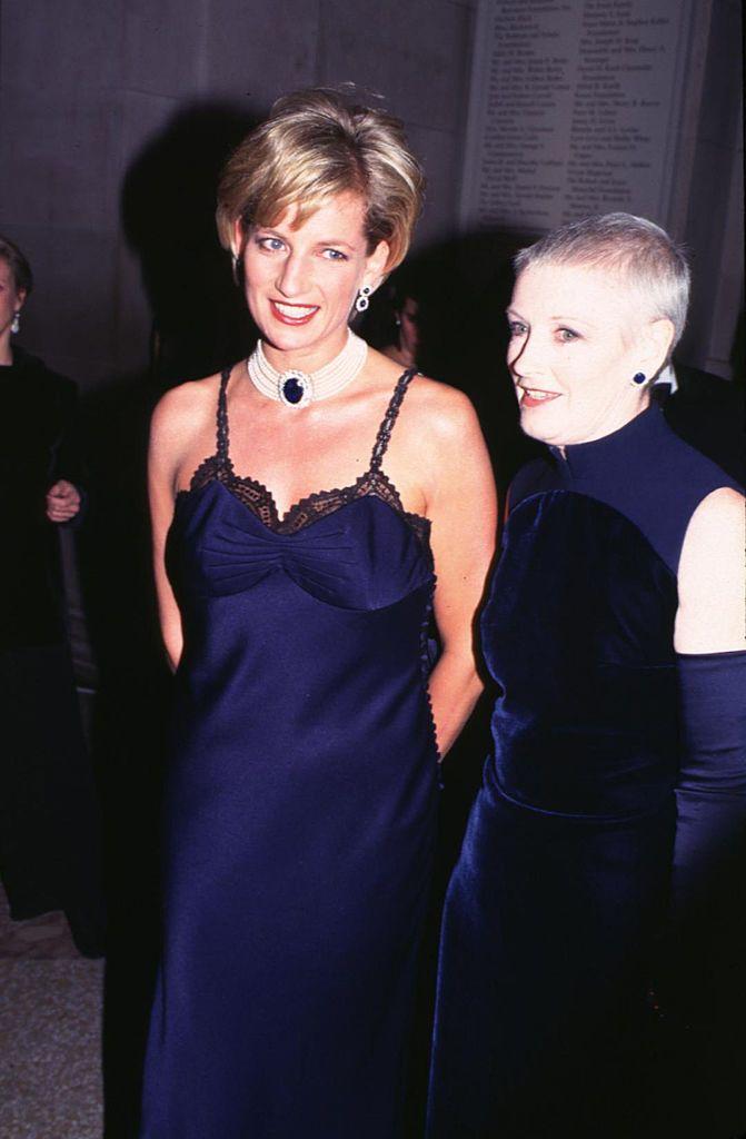 Diana hercegnő 1996-ban látogatott el az eseményre
