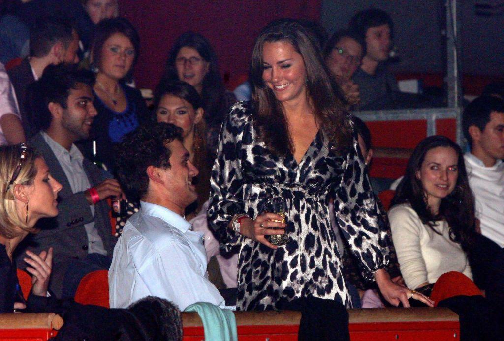 Kate Middleton nem vetette meg a bulikat. (Photo: Gareth Cattermole/Getty Images)