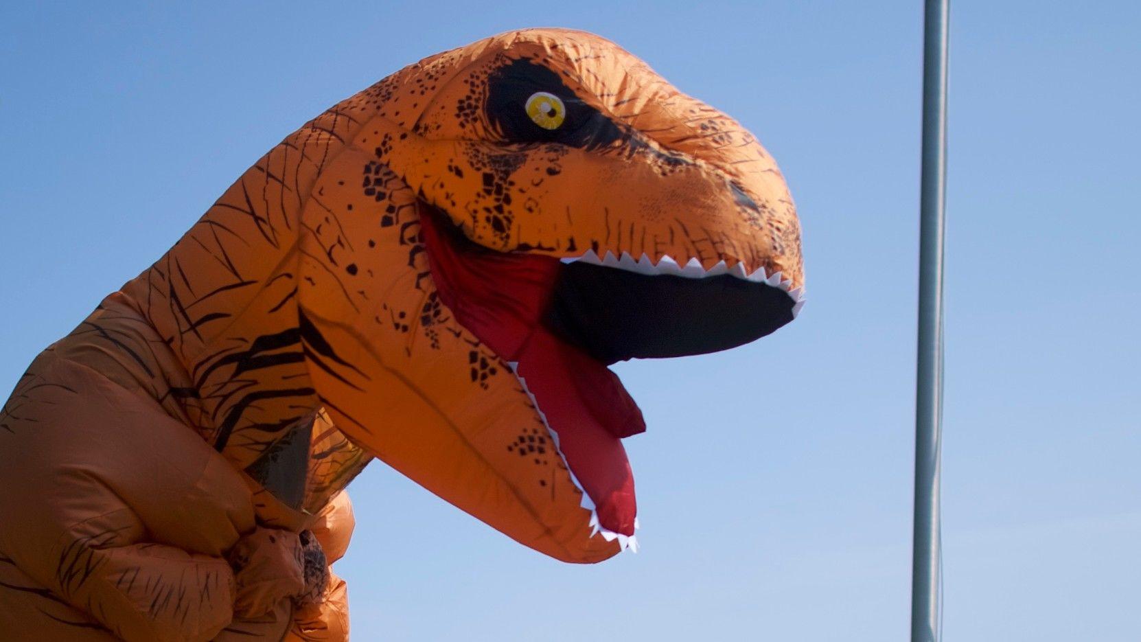 t-rex jemez