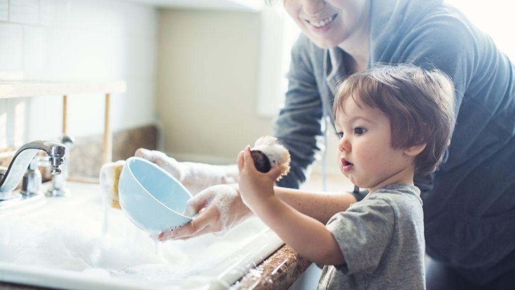 A házimunka az életre készíti fel a gyereket