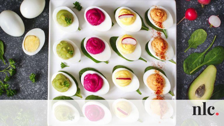 Legyen a tojás a húsvéti asztal sztárja!