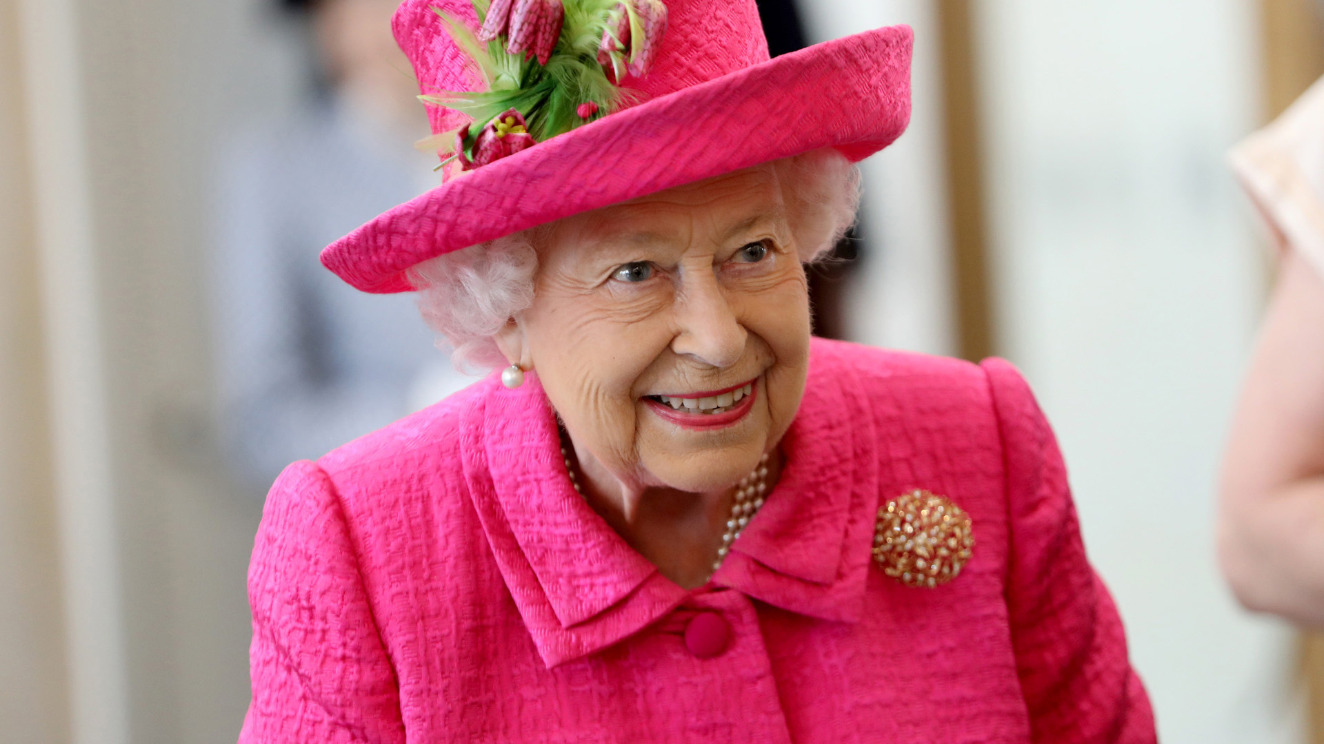 Ma 94 éves II. Erzsébet