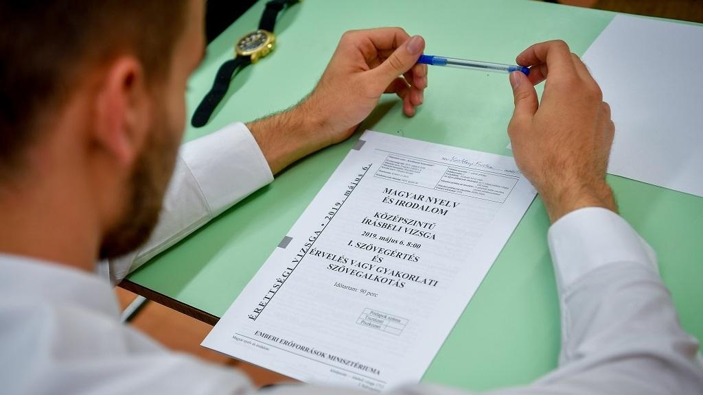 Koronavírus-teszt minden érettségiző diáknak?