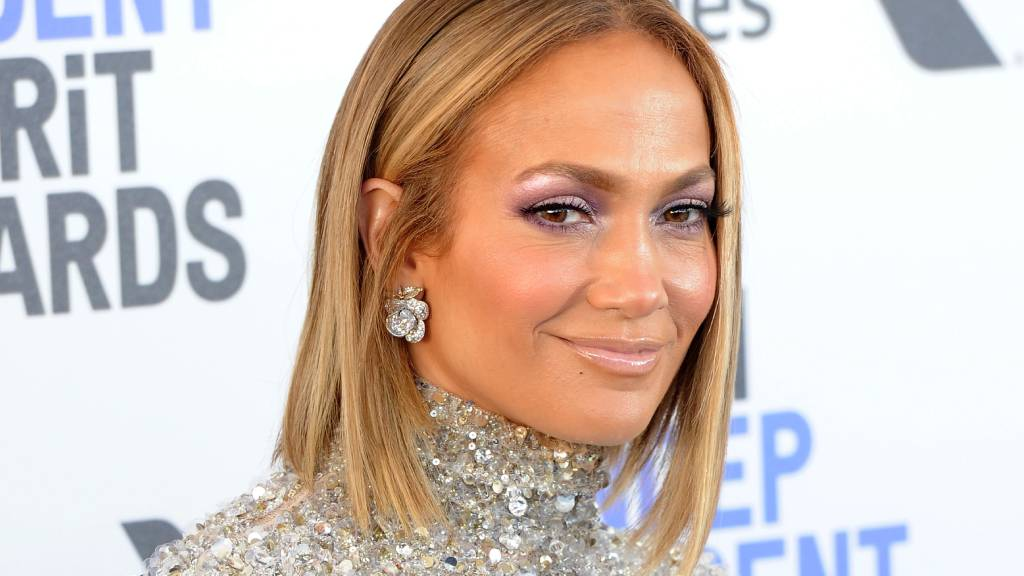Jennifer Lopez egy hivatalos eseményen