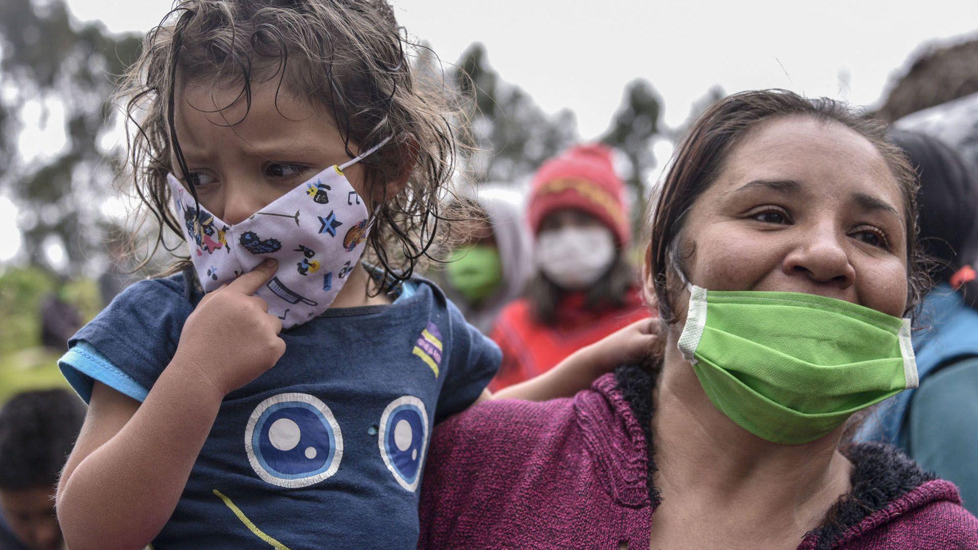 Kolumbiát is komoly éhínség sújtja