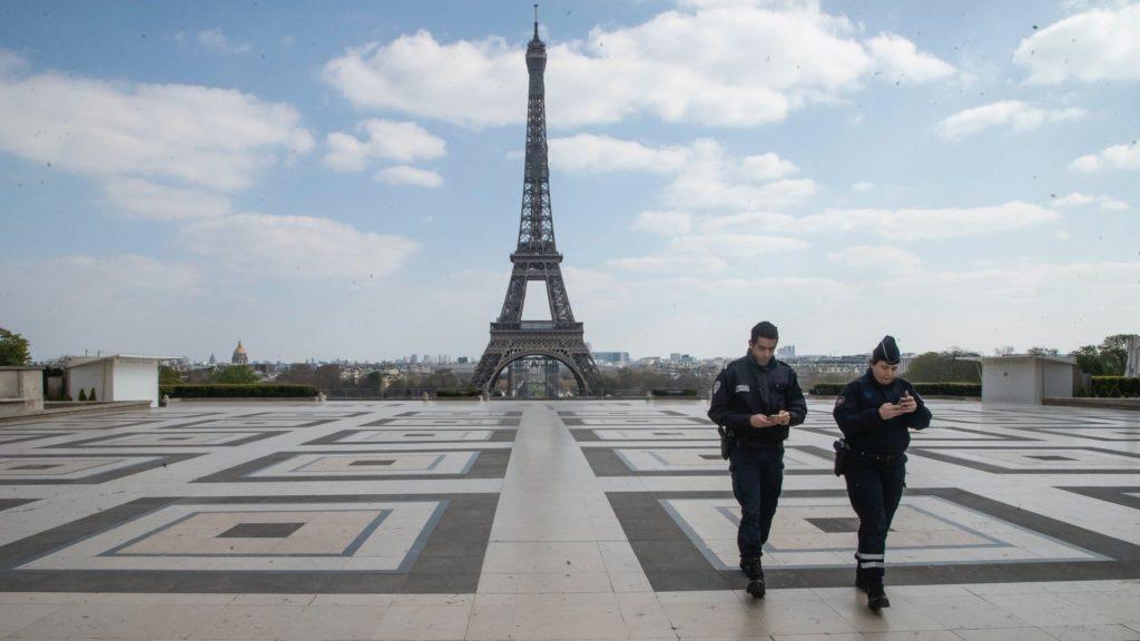 Eiffel-torony Párizs