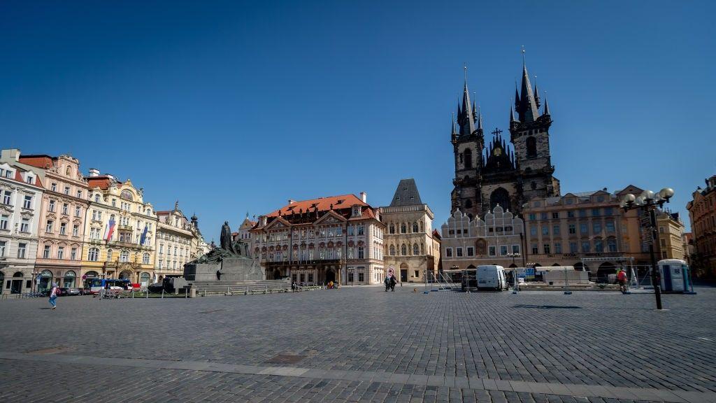csehország koronavírus