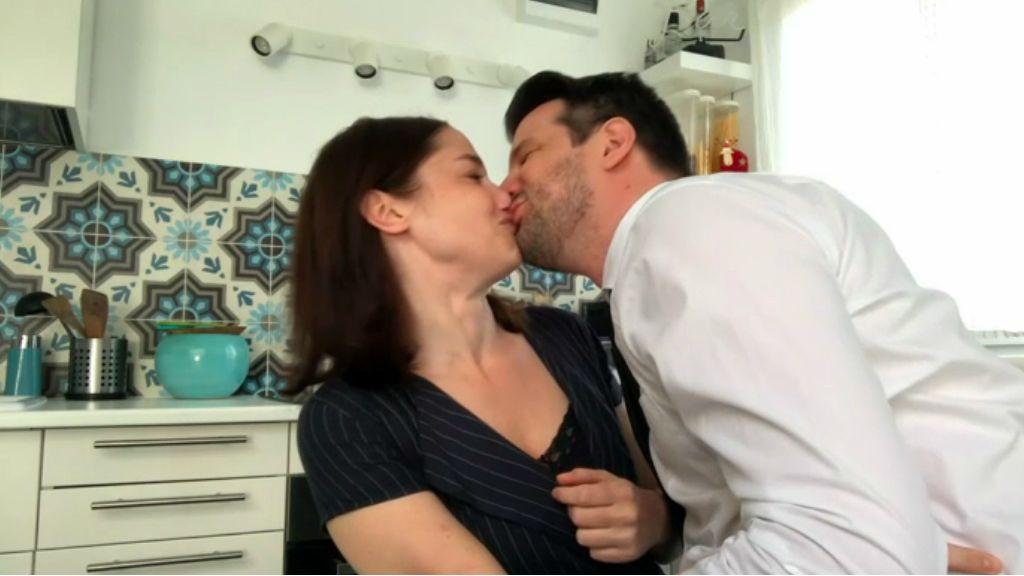 Martinovics Dorina és Szatory Dávid csókja nem kamu