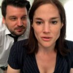 Martinovics Dorina és Szatory Dávid a Segítség! Itthin vagyok! sorozatban