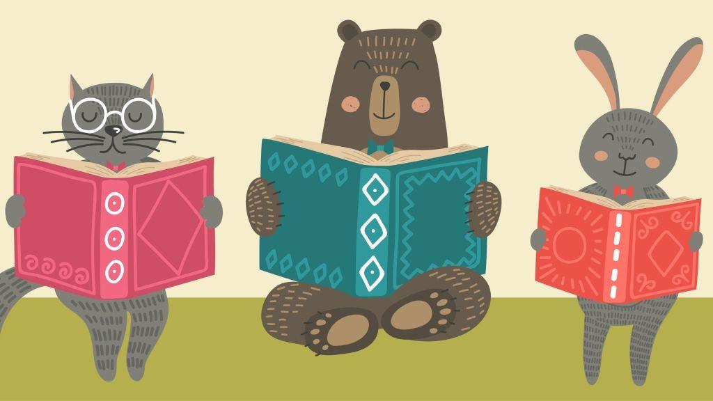 Olvass minden nap mesét a gyereknek!