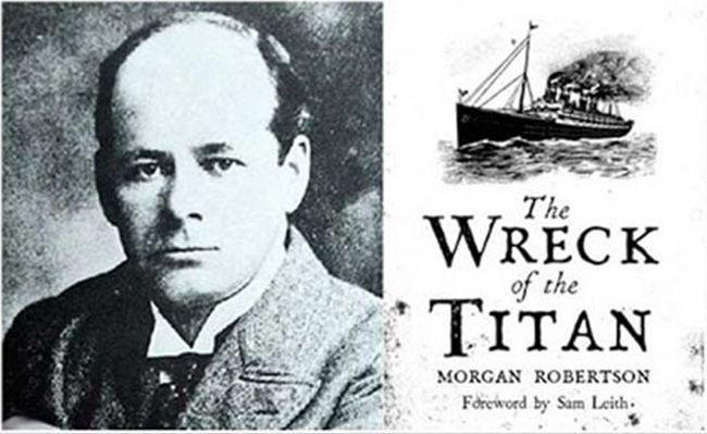 Morgan Robertson: Titán végzete