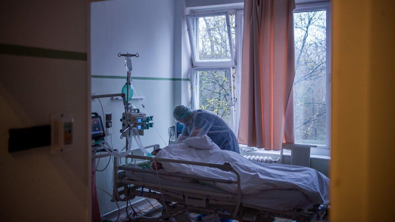 koronavírus kórház magyarország