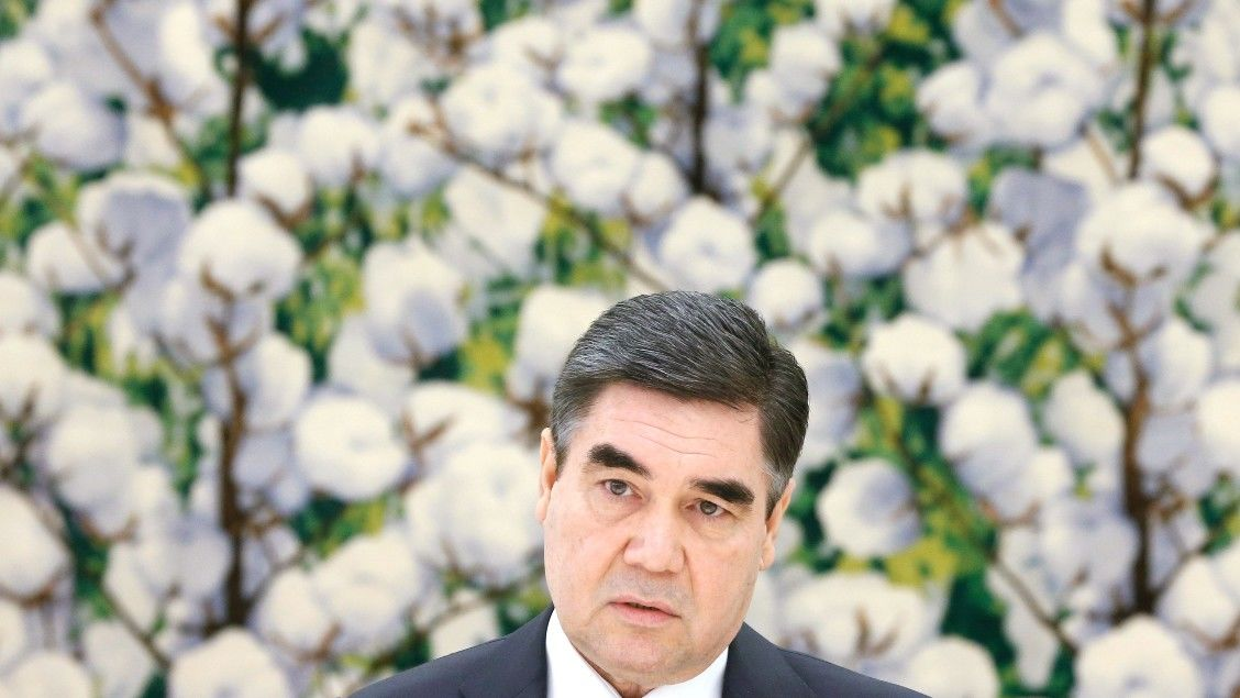 Gurbanguly Berdimukhammedow